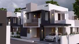 3BHK 1150 sqft Spacious Villa