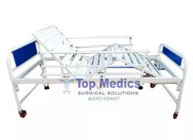 Manual patient Bed 2 function cheap prices