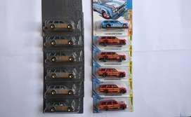 Hot Wheels Datsun Bluebird Wagon 510