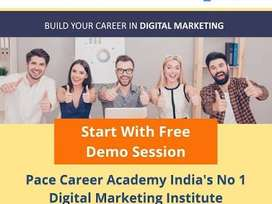 Pace Career Academy provides Best Digital Marketing Course in Patna