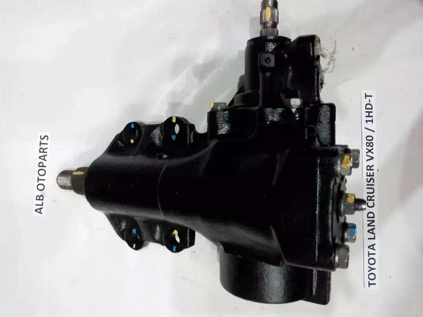 Worm Steering Toyota Land Cruiser VX80 0