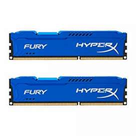 Hyperx fury 12GB RAM blue