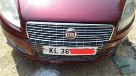 Fiat Linea 2008 Diesel Good Condition
