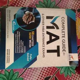 MBA entrance  book 2 with IMS material for competative exam