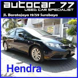 Honda Civic FD2 1800cc matic tahun 2012