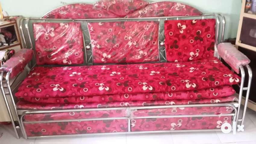 Bed kam sofa set 0