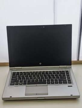 HP commercial laptop Imported