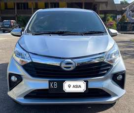 DAIHATSU SIGRA R MANUAL FACELIFT TH 2019 SILVER ( KB )