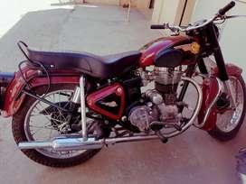 Old Bullet 1974