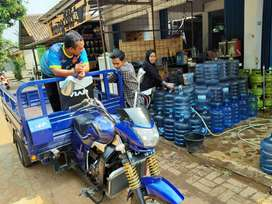Sewa Motor Roda Tiga Viar