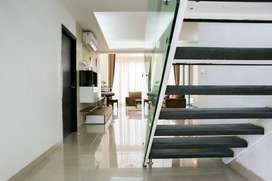luxurious duplex(4 bhk) flat with gated community with unique amenitie