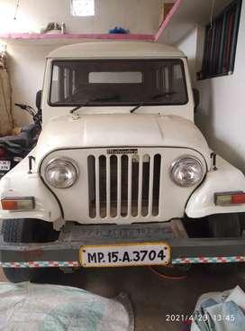 Mahindra Jeep 2001 Diesel