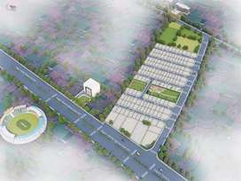 Residential plot Wardha road touch