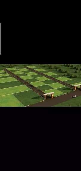1000 to 5000 sqft plot for sale in undri pisoli road