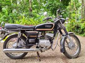 Rx 135 4 speed stock condition