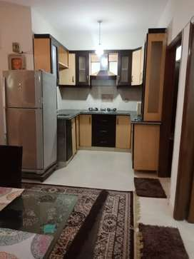 FURNISHED  FLAT FOR RENT IN BOKHARI COMMERCIAL