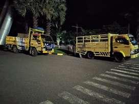 Disewakan mobil truk+ spr