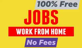 Part Time Job. No Fees No Hidden Charges