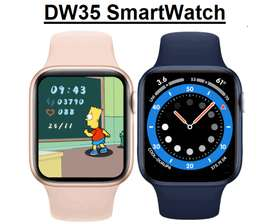 DW35 Smartwatch Support Bluetooth Call
