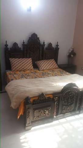 1bed room furnished apartment4rent civic centre phase4bahria town rwp