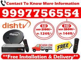 Super sale In Moga Tata Sky New SD/HD tatasky