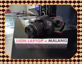 Second Kamera DSLR CANON EOS 1200D Kit 18-55mm IS III