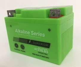 Aki motor alkaline mf 5 ah accu honda verza
