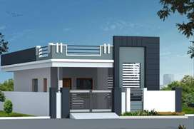 2BHK INDIVIDUAL HOUSE SALE IN TRICHY BUS STOP