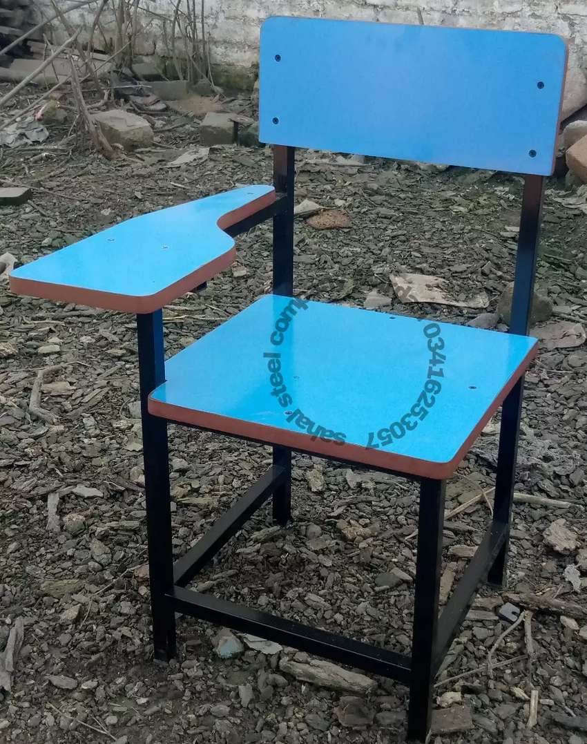 Student chairs desk bench available 0