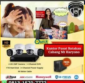 PAKET PROMO CCTV FULL HD BISA PANTAU DIHP
