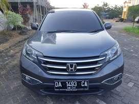 Honda CRV 2,4 Thn 2013 Asli Bjm