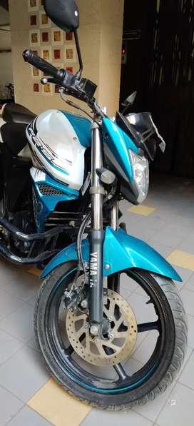 Yamaha FZS V 2.0