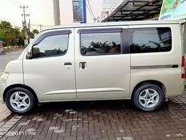 GRANMAX 1.5 D , minibus, Dp.10.5 jt, AC PS, TV DvD