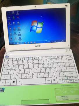 Jual nb acer aspire one