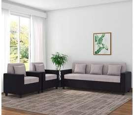 Spac ( Emi Available) Tanveer furniture brand new sofa set sells whole