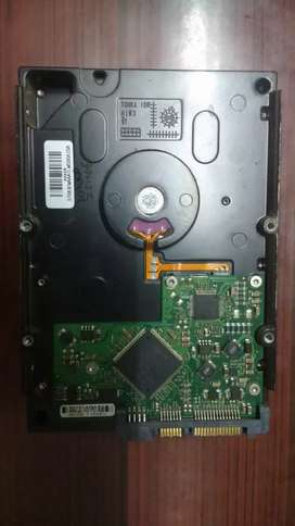Working 80GB hard disk