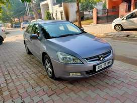 Honda Accord 2.4 Automatic, 2005, Petrol
