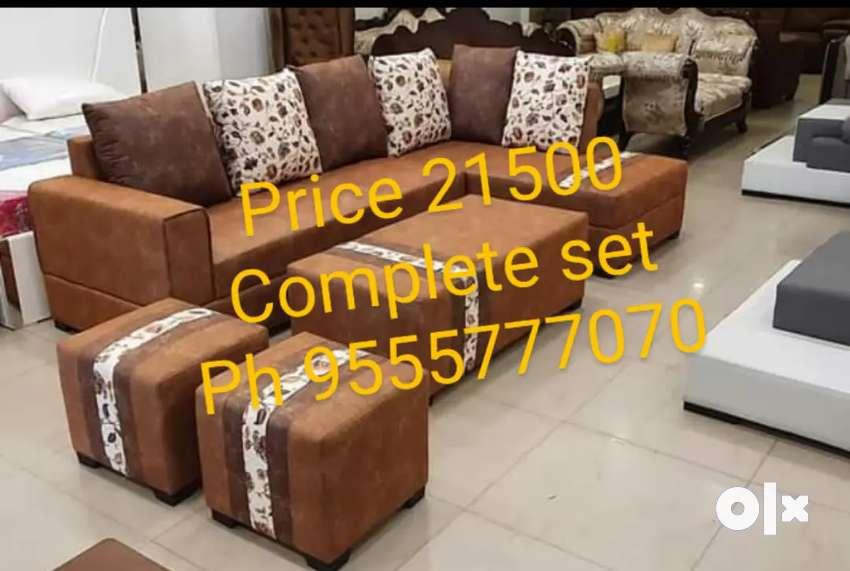 New brand sofa set