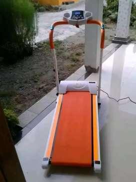 Treadmill Elektrik Exider Walking RICKO_Fitness*21