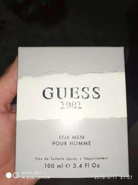 Guess parfum for men..