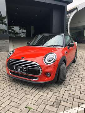MINI 3DOOR COOPER SOLARIS ORANGE 2020