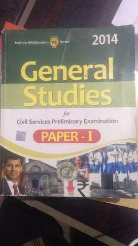 UPSC's Preparing Book