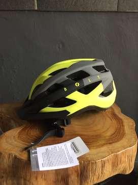 Helm Sepeda Polygon Bolt Baru