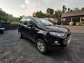 Ford Ecosport, Titanium Optional, Diesel