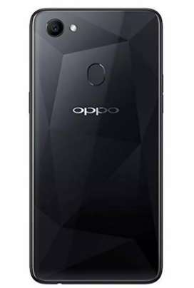 Oppo f7 diamond black 64Gb 4gb ram
