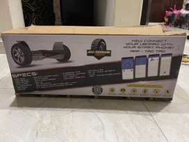 Uboard Suv Hoverboard 8.5 inch Ultrawide Tyres with Bill and warranty