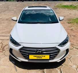 Hyundai Elantra 1.6 SX Option AT, 2017, Diesel