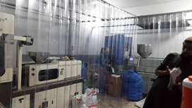 PVC Air Curtain (for Commercial & Residential Use)
