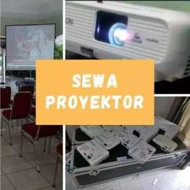 Layanan Sewa Proyektor Dan Screen Bagus Area Solo Rental WA Dan Telp