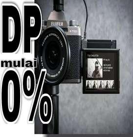 Fujifilm XT100 Promo Ready DP Kredit Mulai 0%